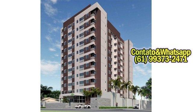 Apartamento em Goiânia, 2Q (1Suíte), 55m2, Garagem, Lazer Completo! Parcela. - Foto 13