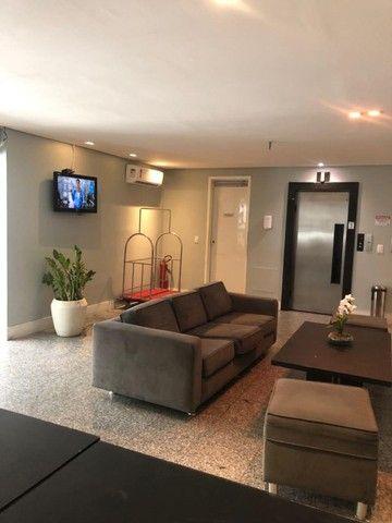 Apartamento/flat,tudo renovado,entre av. beira mar e av. aboliçao, em posiçao privilegiada - Foto 15