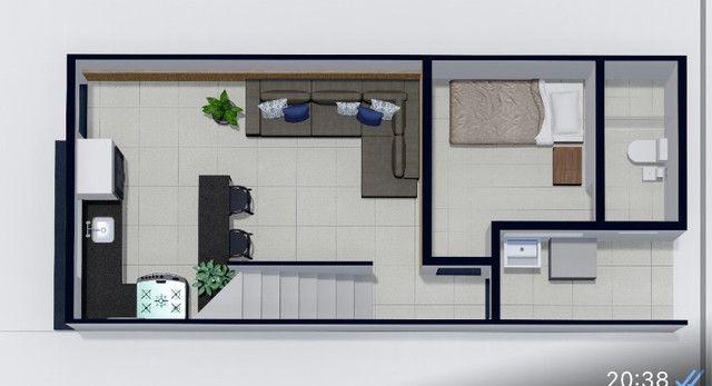 Casa duplex em Lauro de Freitas, 3 quartos  - Foto 4