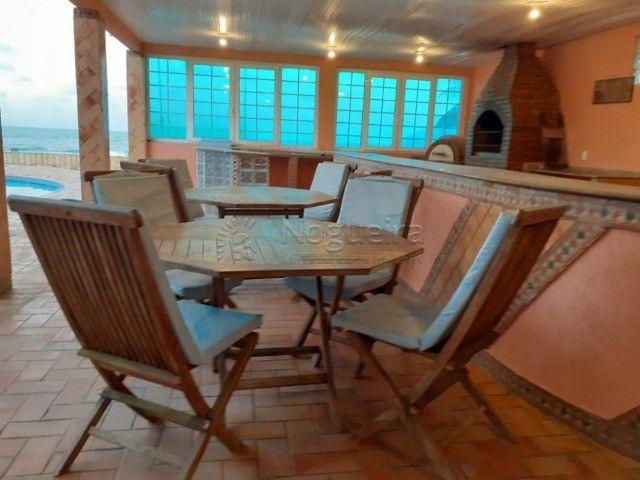 (E) Mansão na beira-mar de Porto de Galinhas, oportunidade ! Mobiliada e de alto padrão ! - Foto 10