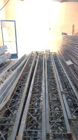 galpão /estrutura / treliça / vigas / ferro - Foto 2