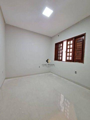 Uma excelente casa plana na Maraponga com 3 quartos sendo 1 suíte, garagem para 02 carros  - Foto 4