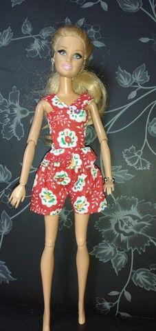 Roupa de barbie kit - Foto 2