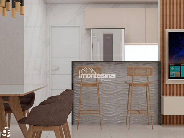 Casa com 3 quartos à venda, 98 m² por R$ 230.000 - Cidade das Flores - Garanhuns/PE - Foto 5
