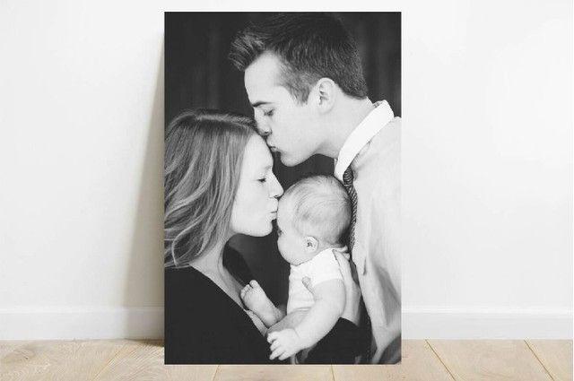 Quadro Decorativo  - Retratos de sua Família - Qualidade Digital - São Carlos - Foto 3