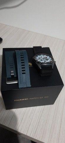 Smartwatch huawei gt  46mm com GPS - Foto 3