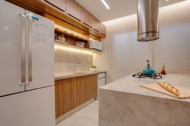 Apartamento no setor Oeste em Goiânia, 2 suítes - Foto 3