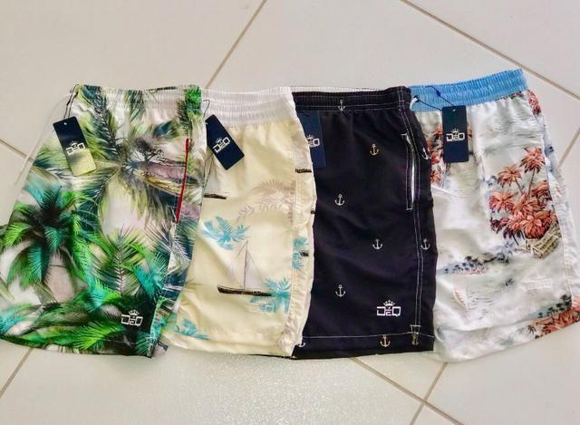 Shorts DéQ alta qualidade