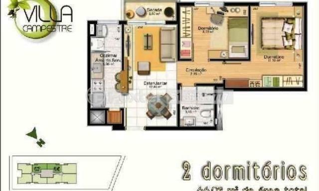 Apartamento à venda com 2 dormitórios em Santo andré, São leopoldo cod:160768 - Foto 11