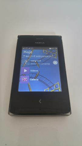 Nokia Asha 500 Dois chips Bluetooth Fm Wifi Mp3