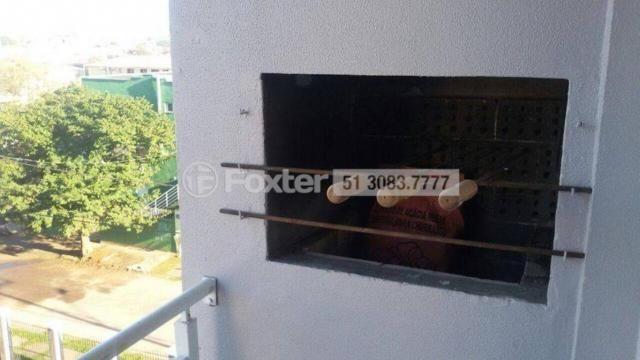 Apartamento à venda com 2 dormitórios em Jardim algarve, Alvorada cod:170030 - Foto 15
