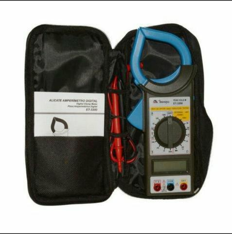 Amperimetro milipa usado em ótimo estado