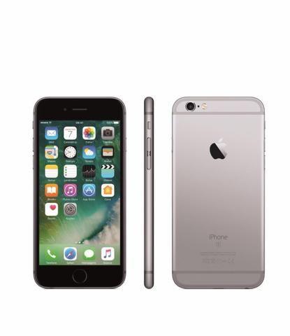 Iphone 6s 32GB cinza espacial NOVO