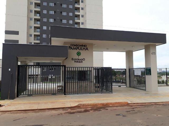 Ágio de apto, 2/4 cond. Pampulha - Eldorado Parque