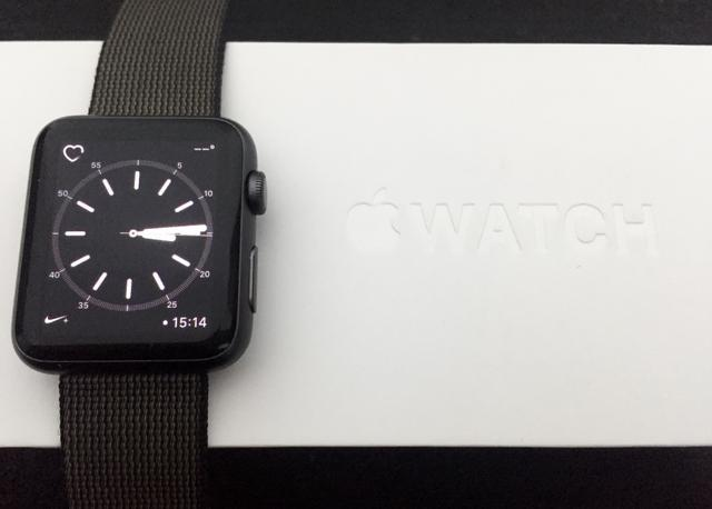 Apple Watch Sport 42 mm Space Gray 1ª Geração