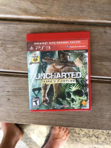 Uncharted jogo ps3