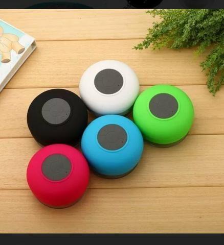 Mini caixinha de Som Bluetooth aprova de água