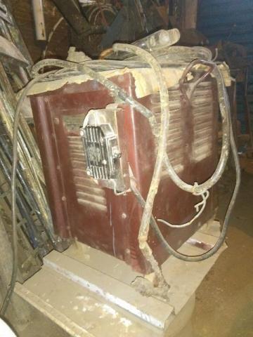 Máquina de solda de cobre 250 ampère (completa e silenciosa)