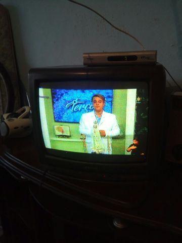 Tv mitsubich ,conservada ,fazemos entregas