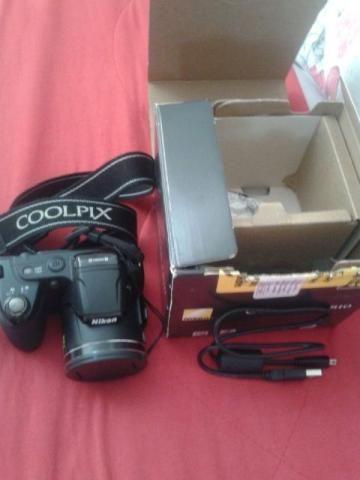 Câmera Semi-profissional coolpix l810