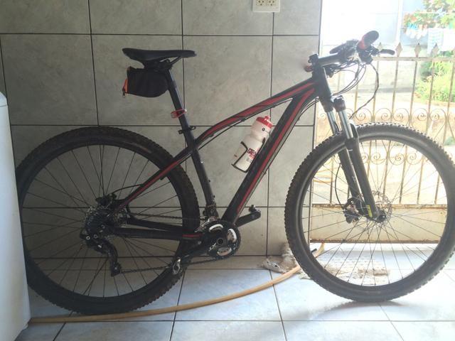 Bike Specialized 29 com grupo XT