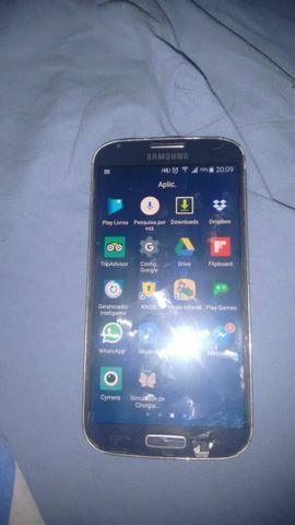 Samsung Galaxy S4 Preto 16GB