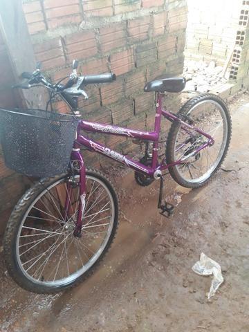 Bicicleta de macha por R$=300