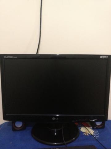 Vendo monitor LG 20