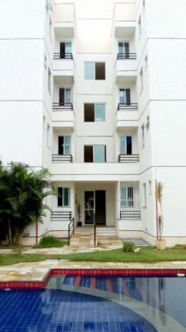 Apartamento: Messejana com 2 quartos sendo 1 suíte, Gabinete, wc social e 2 vagas