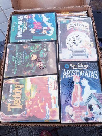 DVD's Infantil/Desenhos