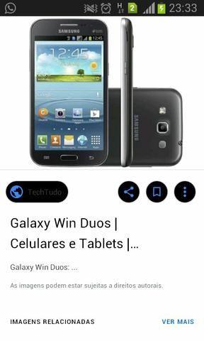 V.vendo Samsung galaxy win duos