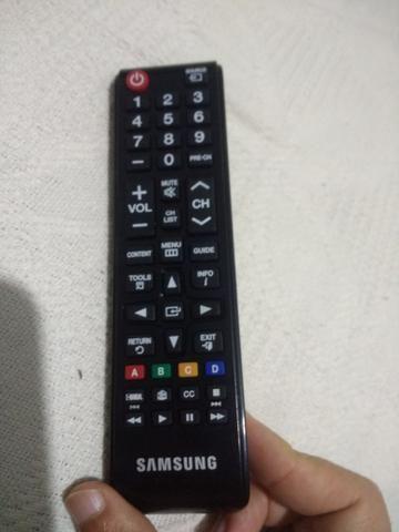 Controle remoto TV Samsung original