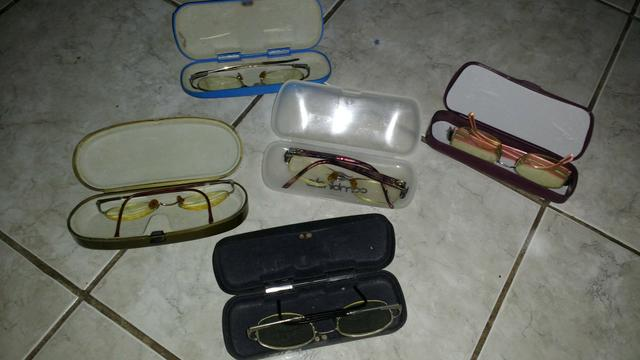 Óculos para reutilização