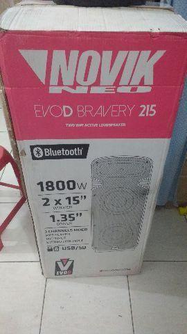 Caixa Novik Neo Evod Bravery 215 ZERO