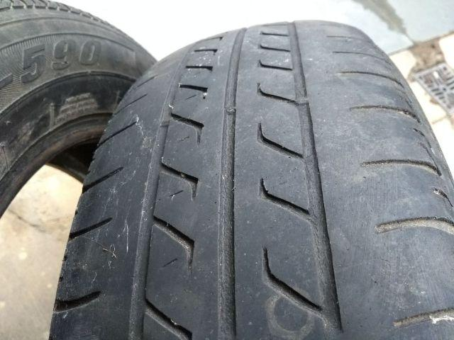 2 pneus 175/70/14 Firestone