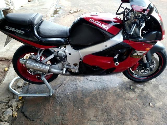 Gsxr750 srad