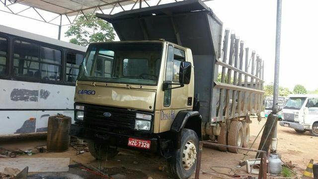 Vendo ford cargo turbinado e reduzido