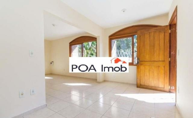 Casa com 4 dormitórios para alugar, 144 m² por r$ 3.500,00/mês - vila ipiranga - porto ale