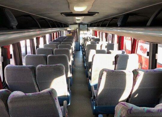 Ônibus fretamento comil 3.45 - Foto 6
