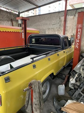 Camionete GM C15 caçamba estendida - Foto 7