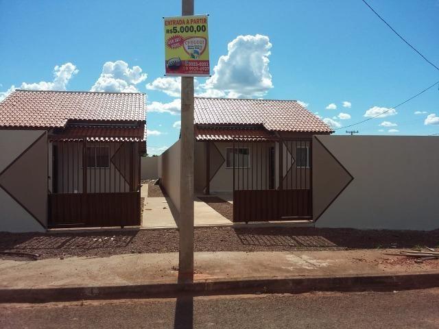 Casas no Bairro Novo mundo 130 mil entrega em 45 dias - Foto 8