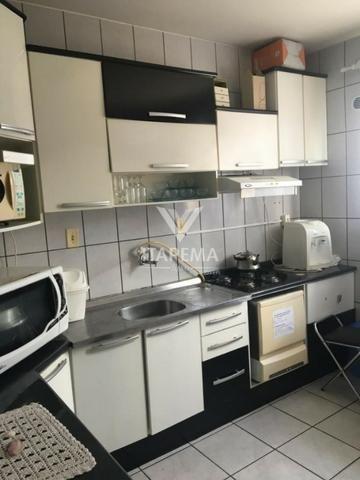 Mobiliado em até 40x para pagar - Apartamento 03 Quartos sendo 01 Suíte na Meia Praia - Foto 6