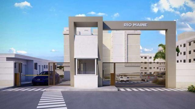 Parque Rio Maine - 39,3m² - São José do Rio Preto, SP - ID 3844