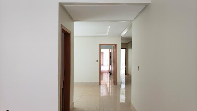 Casa nova 3quartos 3suites piscina churrasqueira rua5 Vicente Pires - Foto 17