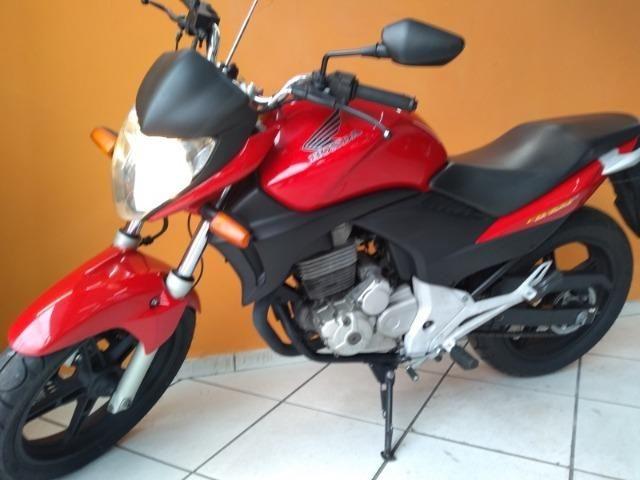 Honda CB 300 r 2010 Vermelha - Foto 9