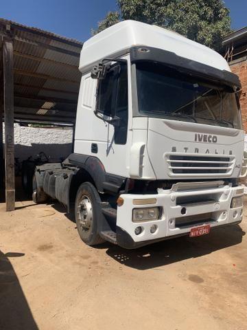 Iveco STRALIS caminhão 2007 carreta - Foto 2