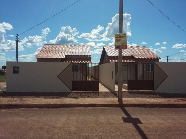 Casas no Bairro Novo mundo 130 mil entrega em 45 dias - Foto 2