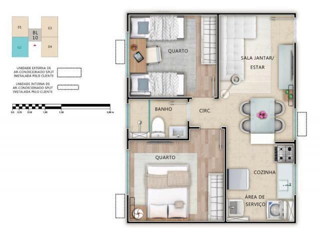 Apartamento à venda, Cond Alameda Real Aracaju SE                                          - Foto 14