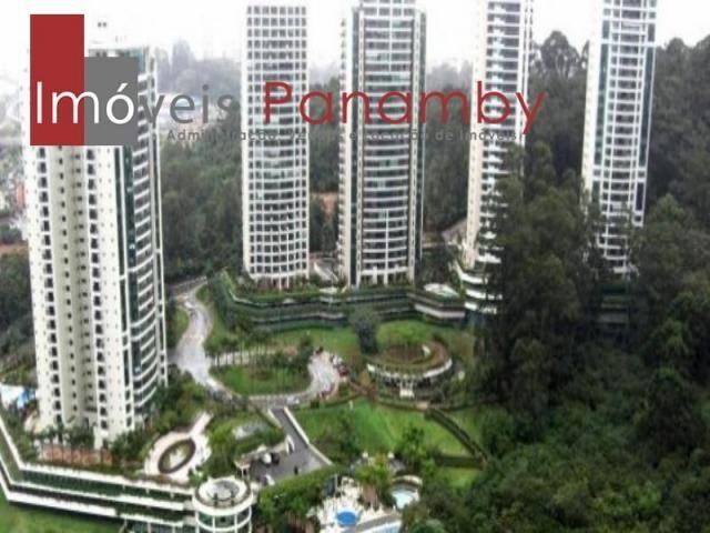 Apartamento residencial para venda e locação, jardim morumbi, são paulo - .