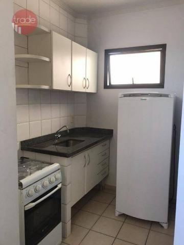 Apartamento com 1 dormitório para alugar, 37 m² por r$ 1.100/mês - nova aliança - ribeirão - Foto 6